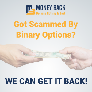 online binary options scams